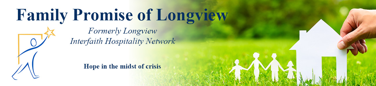 Welcome to Family Promise of Longview